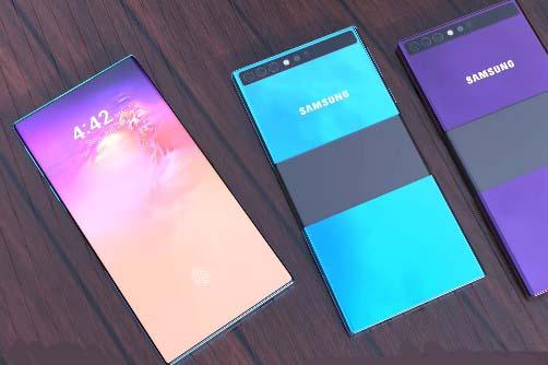 Samsung Galaxy Wing Bezelless Phone