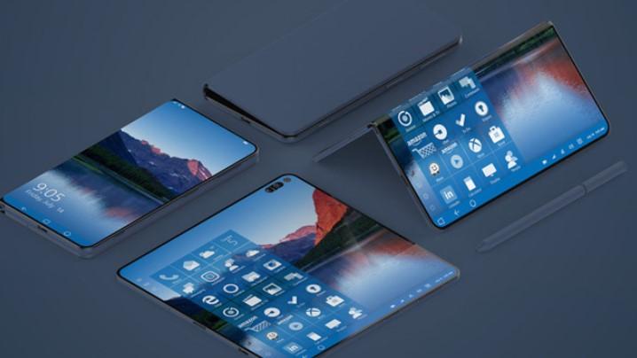 Samsung Galaxy X 2020