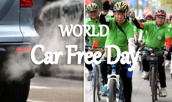 September 22 - World Car Free Day 2019