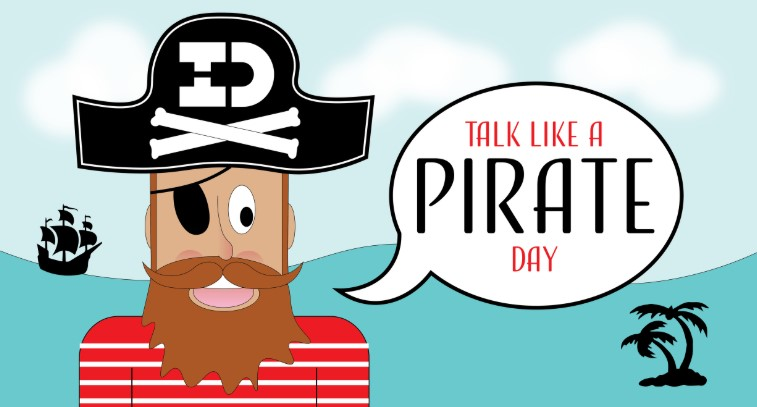 Talk Like A Pirate Day 2019 Images, Pictures, Photos, Pic, Wishes, Quotes, Messages