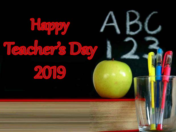 Teachers Day 2019 - Happy Teacher's Day 2019