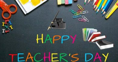 Teachers Day 2019 Image, Picture, Photo, Pic & Wallpaper
