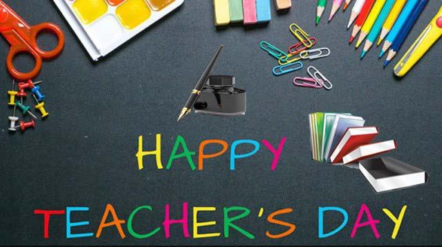 Teachers Day 2021 Image