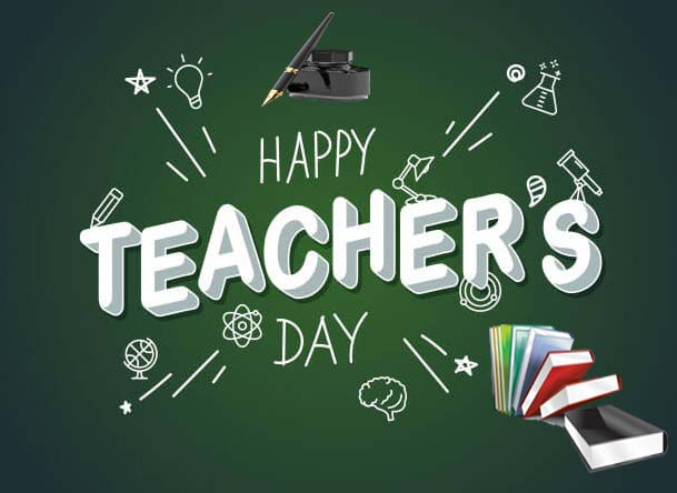 Teachers Day Messages, Wishes, Greetings, SMS, Text, Saying, Status & Quotes 2019