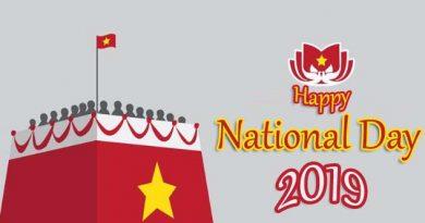 Vietnam National Day - Vietnam Independence Day 2019