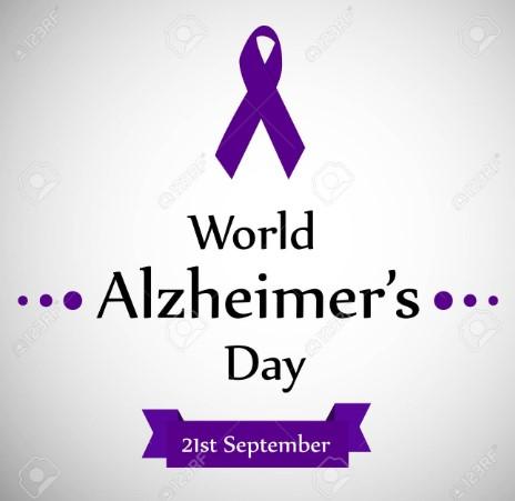 World Alzheimer's Day 2019