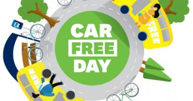 World Car Free Day 2019