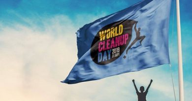 World Cleanup Day – 21st September World Cleanup Day 2019