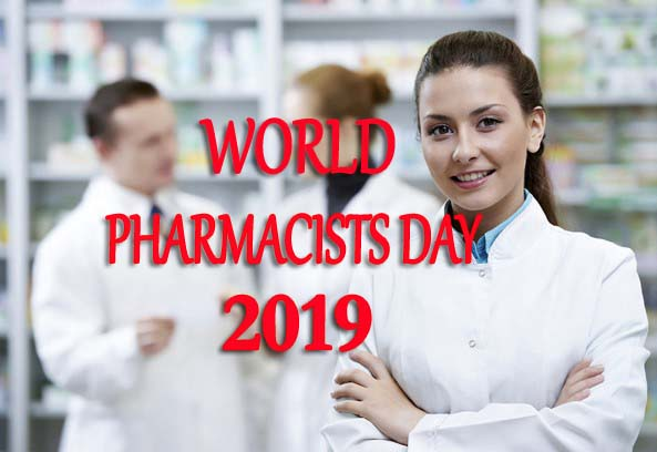World Pharmacists Day 2019