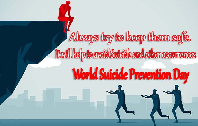 Happy World Suicide Prevention Day Quotes