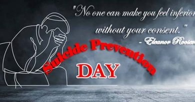 World Suicide Prevention Quotes