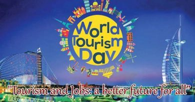 World Tourism Day 2019 Theme