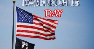 pow mia recognition day 2019