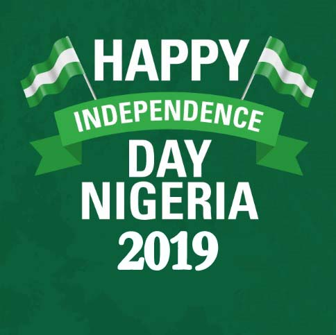 Nigeria Independence Day 2019