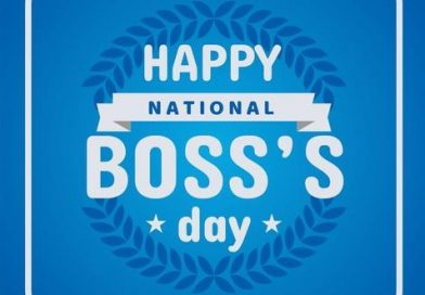 October 16 - National Boss's Day 2019