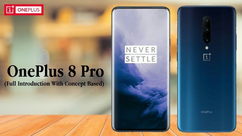 OnePlus 8 Pro 2019