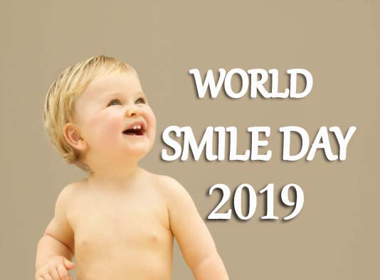 World Smile Day 2019