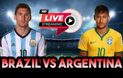 Argentina vs Brazil Live 2019