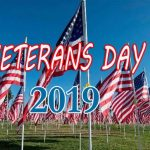 Happy Veterans Day 2019