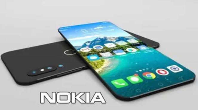 Nokia McLaren Premium 2020 Images