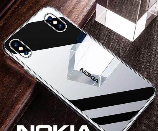 Nokia 8.2 Max 2020