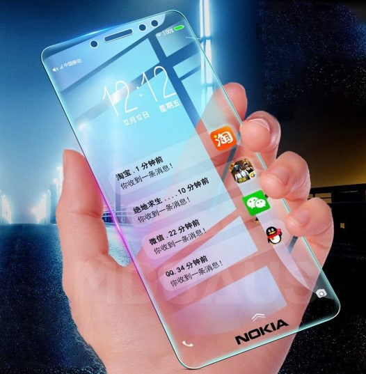Nokia Zenjutsu Pro Max 2020
