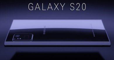 Samsung Galaxy S20 2020