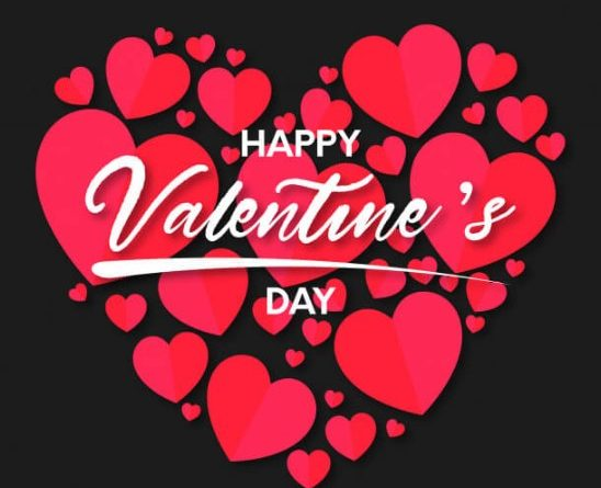 Happy Valentine's Day 2020 Wishes, Images, Quotes, Pictures, Greetings, Pics, SMS, Photos, Messages, Sayings, Status, Shayari
