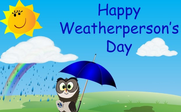 National Weatherman's Day 2020