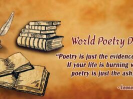 World Poetry Day Quotes
