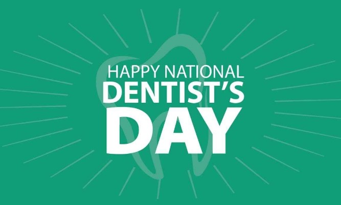 national dentist day 2020