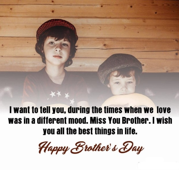 Happy Brothers Day 2020 Wishes