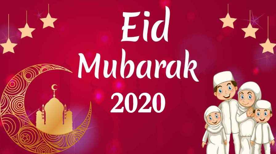 Happy Eid Mubarak, Eid Al Fitr, Eid Mubarak 2020, Happy Eid ul Fitr Pic, Photo, Image & Wishes