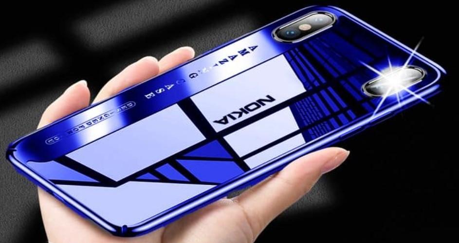 Nokia Mate Edge Ultra 2021