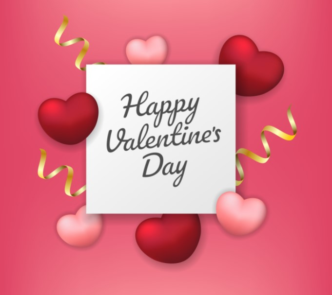 Happy Valentines Day 2021 Image