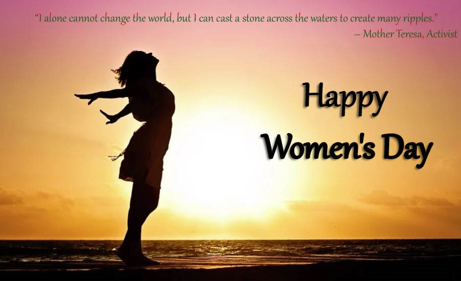 Inspirational Happy International Women's Day Quotes 2021