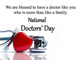 National Doctors' Day Wishes