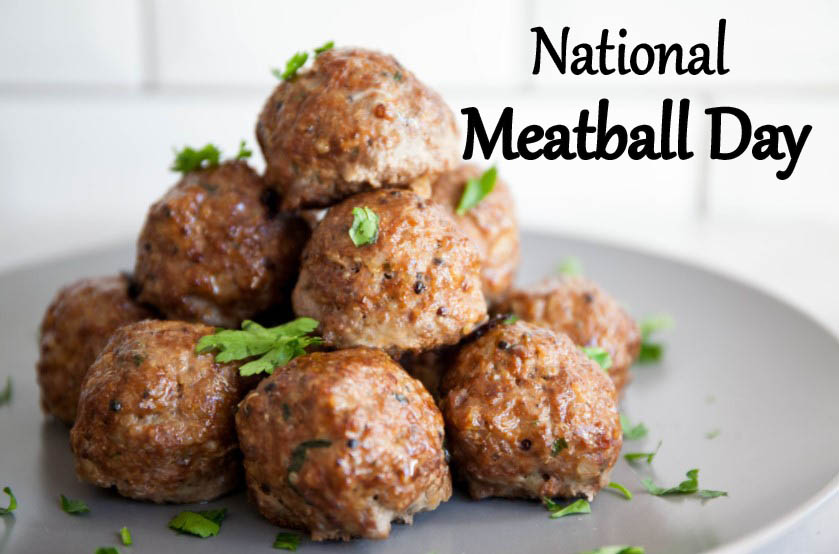 National Meatball Day 2021