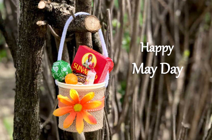Happy May Day Baskets Images