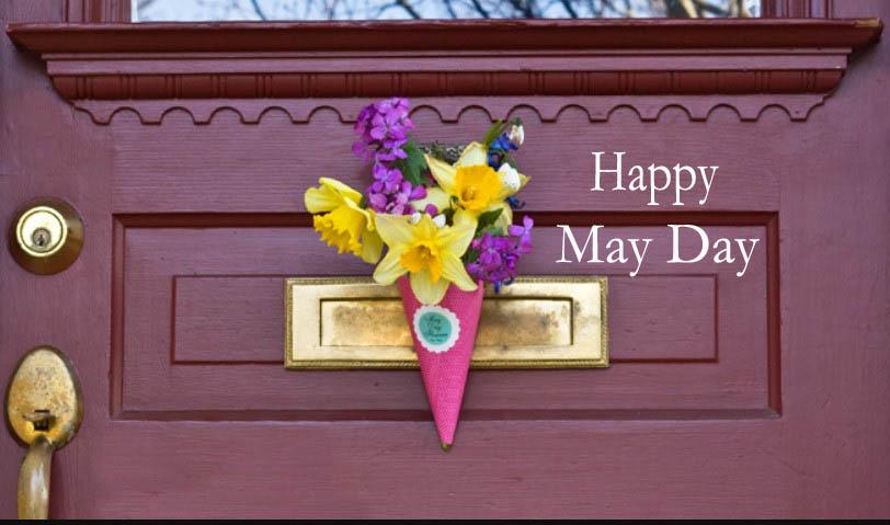 May Day Baskets Image